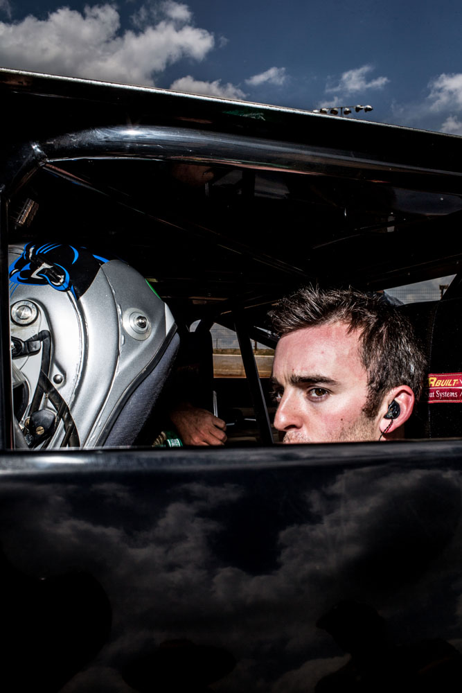 ESPN the Magazine: Austin Dillon
